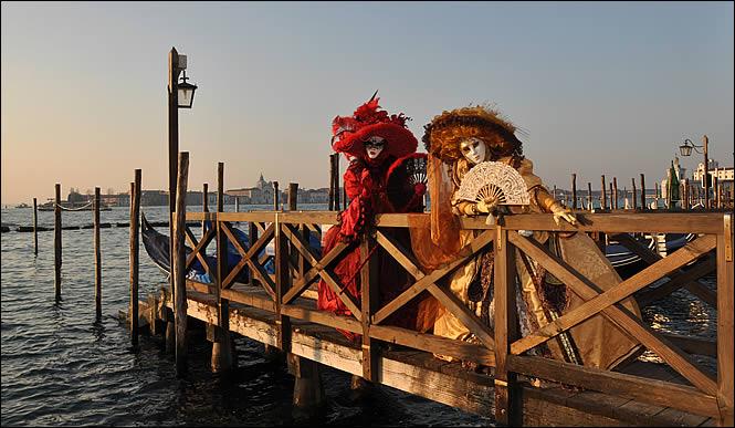 Hervorragend A la découverte du Carnaval de Venise : programme 2018 ! PI65